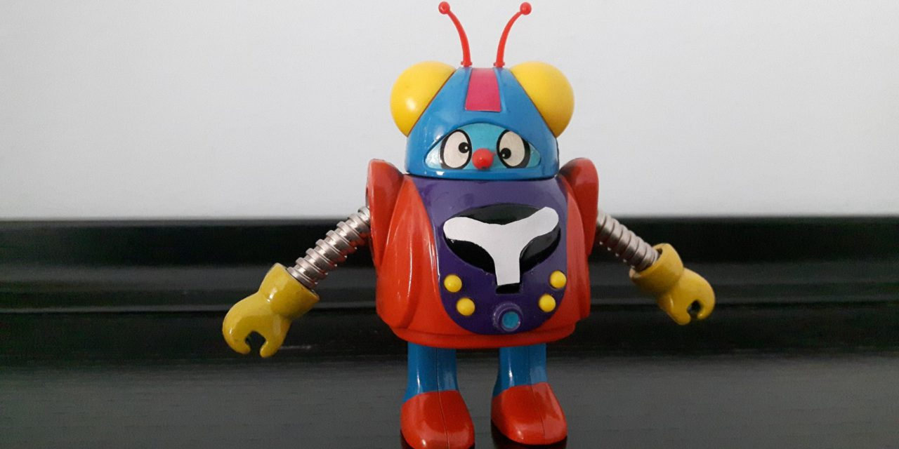 Time C-robot / チョロ坊 Takatoku Toys