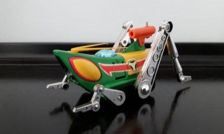 Time Dotabattan / タイムドタバッタン Takatoku Toys