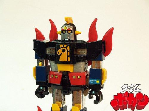 Kingstar / Daikyozin 大巨神 Deluxe,  Takatoku Toys