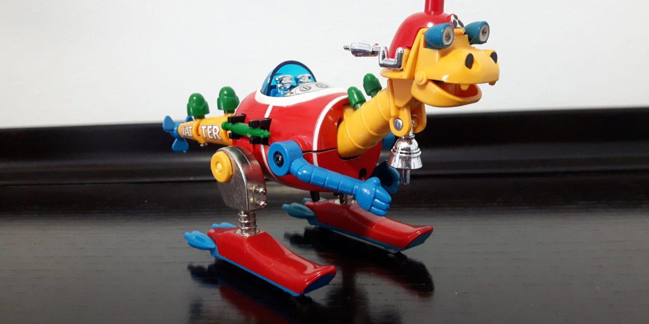 Yatta Doiler/Dojira ヤッタードジラ Takatoku Toys