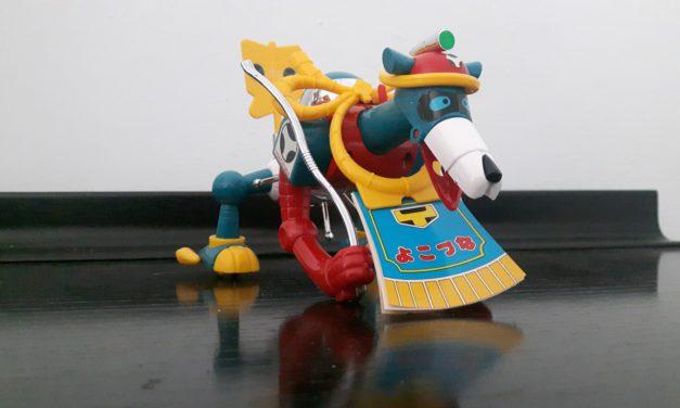 Yatta Campione / Yokozuna ヤッターよこづな Takatoku Toys