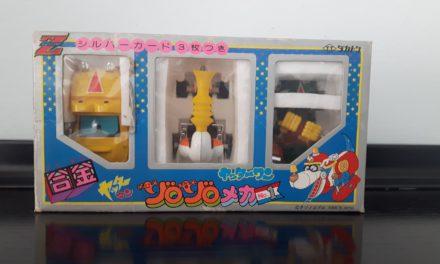 Yattaman zoro zoro Mecha N01/ ジロジロメカ Takatoku Toys