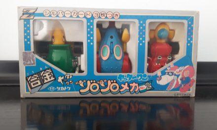 YATTAMAN ZORO ZORO MECHA N02 / ジロジロメカ TAKATOKU TOYS