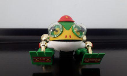 Otasuke Gaeru / オタスケガエル Takatoku Toys