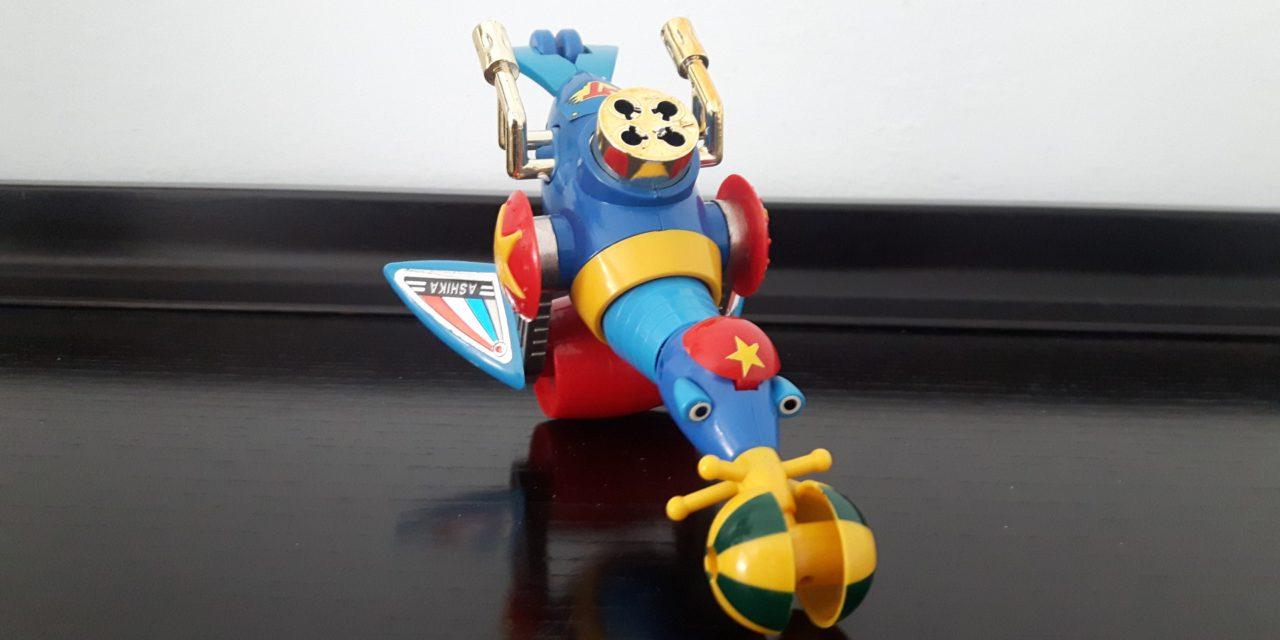 Otasuke Ashika / オタスケアシカ Takatoku Toys