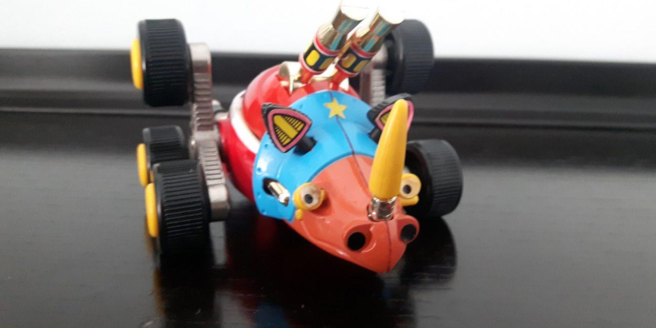 Otasuke Sai / オタスケサイ Takatoku Toys