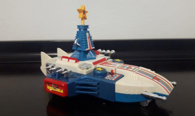 Time Patrol Commander Center  タイムパトロール隊指令本部 Takatoku Toys