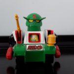 Saiban Mecha / 裁判メカ Takatoku Toys