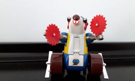 Zenda Beaver / ビーバー Takatoku Toys
