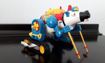 Zenda Shiro Kuma / ゼンダー シロクマ Takatoku Toys