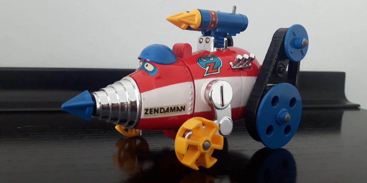Zenda Mogura / モグラ Takatoku Toys