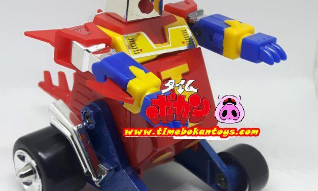 Tockyu Zaurus / トッキュウザウルス Takatoku Toys