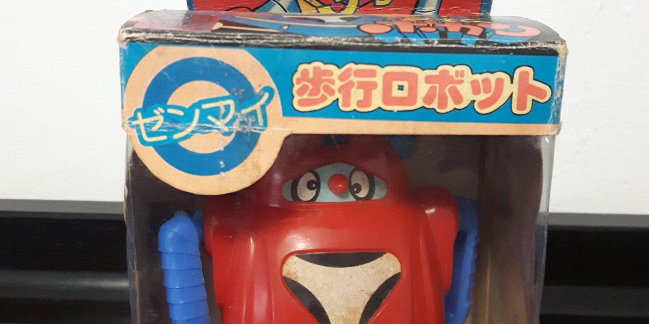 C-robot チョロ坊 Chorobō Takatoku Wind Up